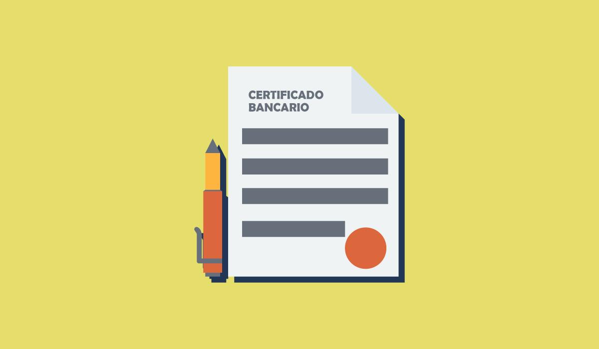 Certificado bancario Banco Pichincha