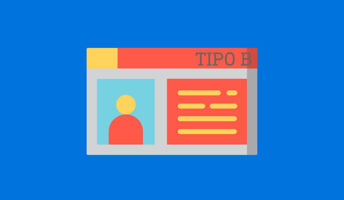 Licencia Tipo B ANT