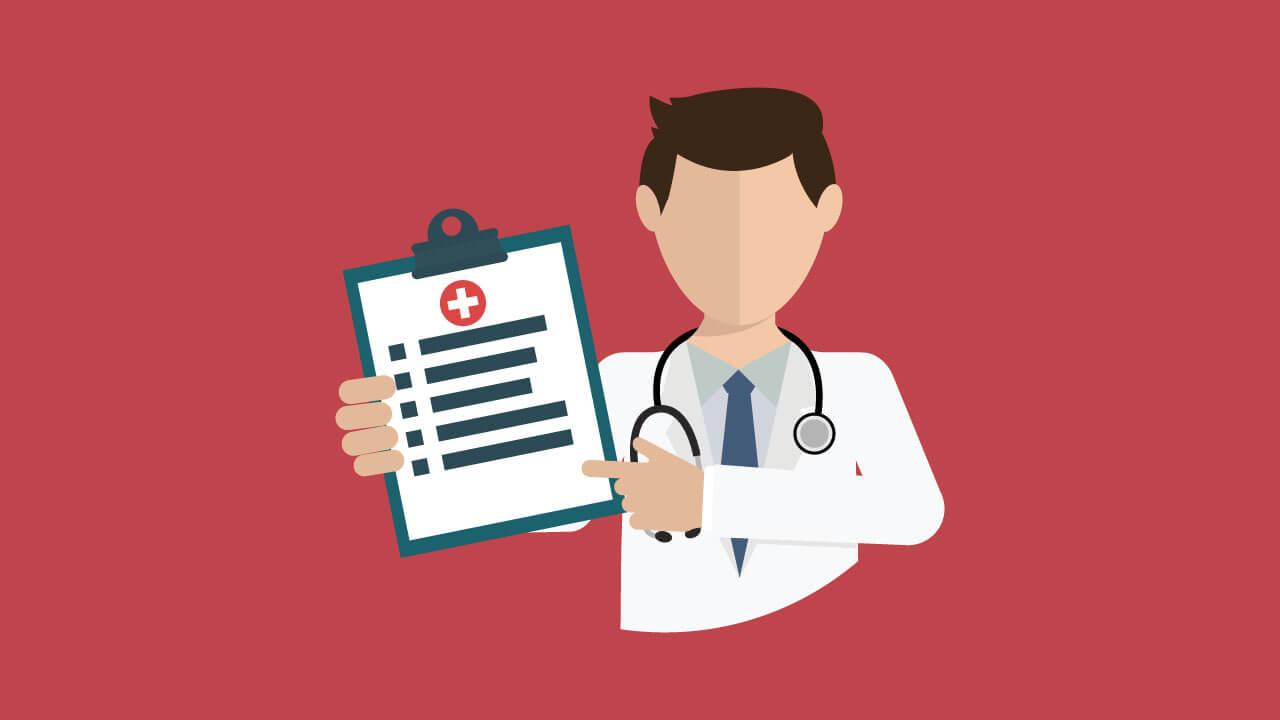 Certificado medico de salud MSP