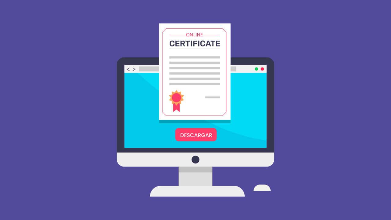 Certificado de estudios primarios MinEduc